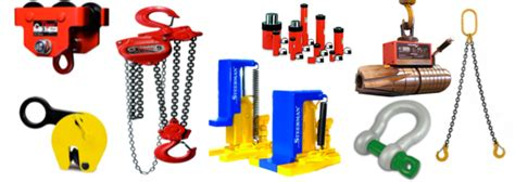 Different Types Of Lifting Equipment For Handling Loads