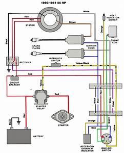 Mercury Outboard Wire Harness Diagram