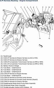 Chevy Silverado Engine Wiring Harness