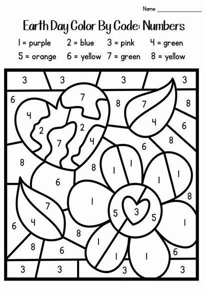 Worksheets Number Kindergarten Coloring Printable Worksheet Tulamama