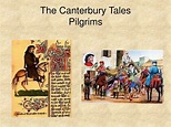 PPT - The Canterbury Tales Pilgrims PowerPoint ...