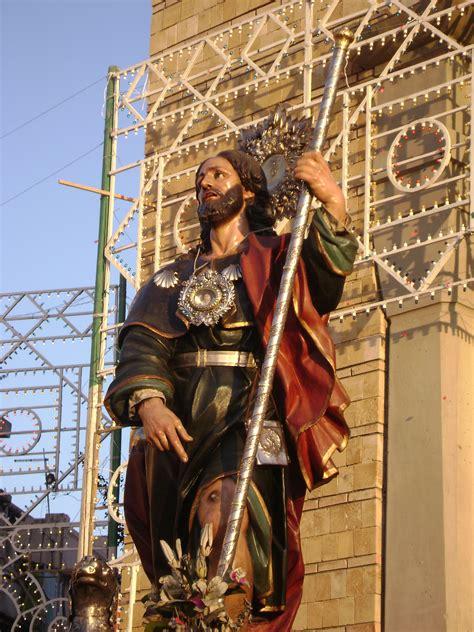 cuisiner st roch file statue of san of scilla italy jpg wikimedia