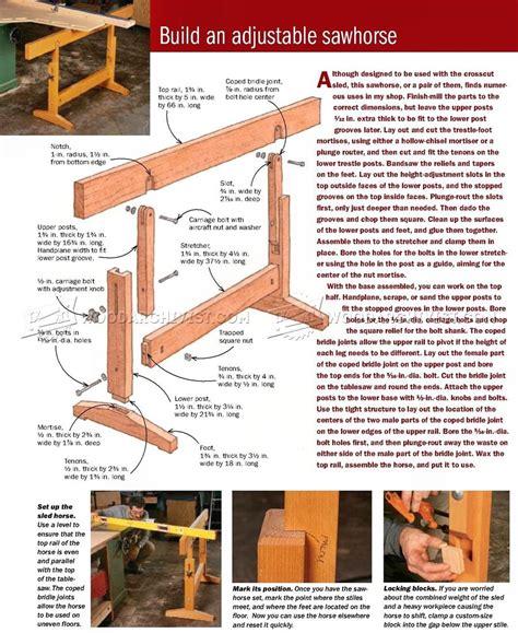 ultimate crosscut sled woodarchivist