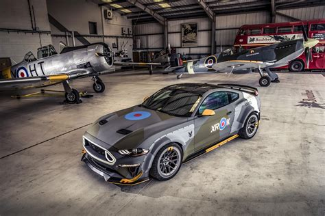 Ford Eagle Car by 700 Hp Ford Eagle Squadron Mustang Gt Debuts At Goodwood