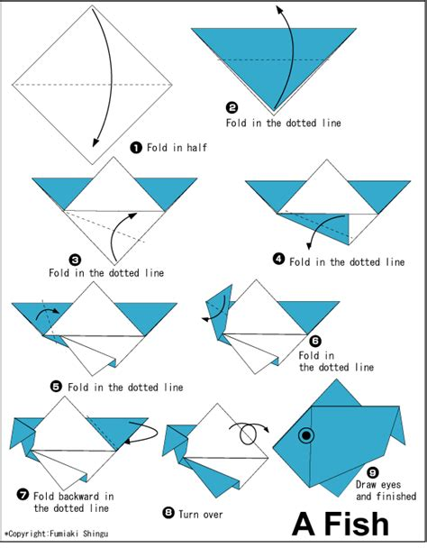 origami fish origami more origami fish