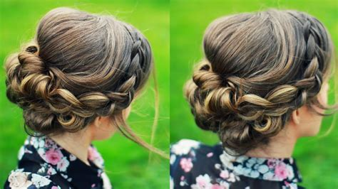 Bridal Updo / Updo Hair Tutorial