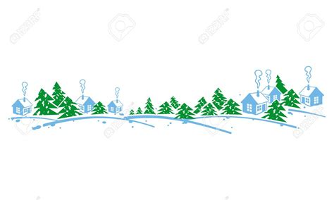 Free Clip Winter Winter Clipart Banner Free Clipart On Dumielauxepices Net