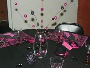 Decoration Anniversaire Fille : deco anniversaire 18 ans de ma fille colorishabby ~ Teatrodelosmanantiales.com Idées de Décoration