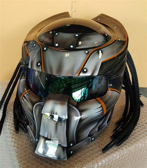 motorcycle equipment mk ultra predator helmet predator motorcycle helmet
