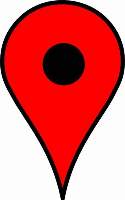 Marker Map Clip Icon Google Transparent Location