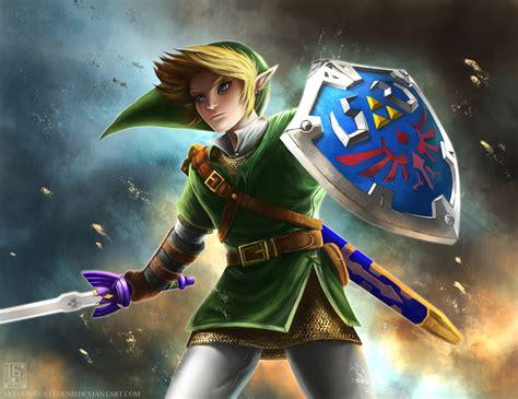 Link Fan Art The Legend Of Zelda Fan Art 38289742