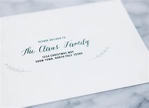 christmas cards with address printed merry christmas and With address cards printed