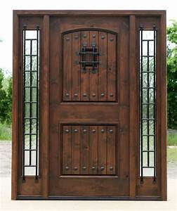 Wood Exterior Doors With Glass Modern With Photo Of Wood ...
