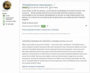Avis Sur Entreprise : e r putation comment traiter les commentaires et avis n gatifs markentive ~ Medecine-chirurgie-esthetiques.com Avis de Voitures