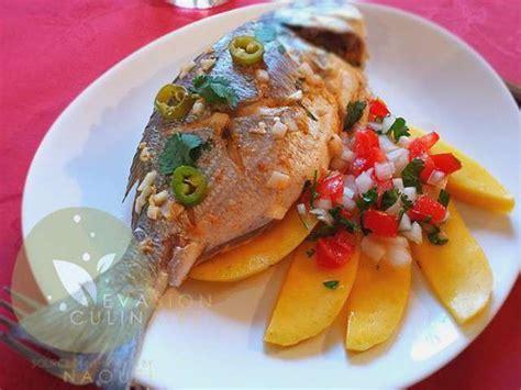recettes de cuisine antillaise recettes de cuisine antillaise et poisson