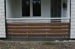 alu balkon preis balkongeländer alu werzalit loggia profilbretter balkon winterberg markt de 8528166