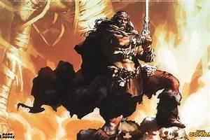 Jason Momoa Conan Wallpaper ·①
