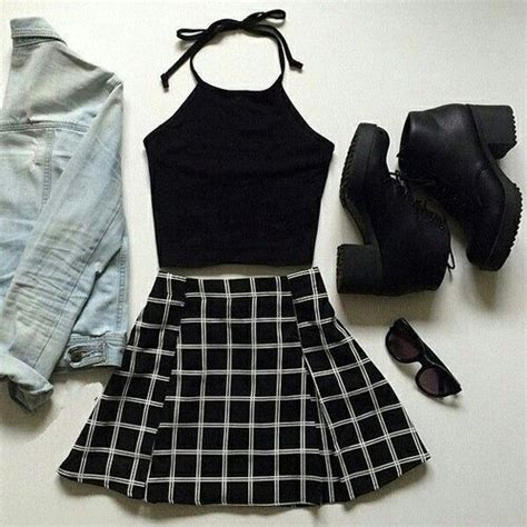 Grunge outfit idea | Tumblr