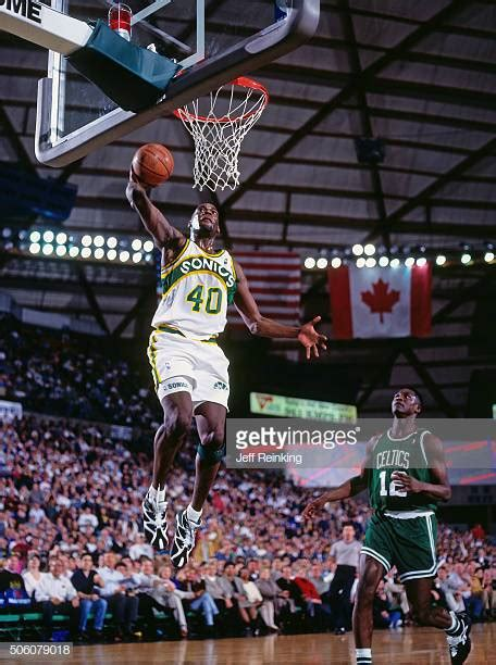 shawn kemp stock   pictures getty images