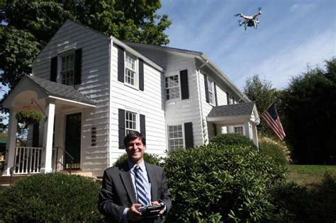 Drones Taking Off As Real Estate Marketing Tool