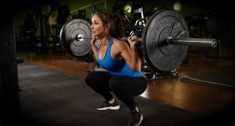 Compound Lifts  6 Reasons Why Women Should Squat