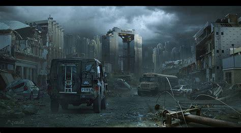 Post Apocalyptic Background 1440x800px Post Apocalyptic Backgrounds Wallpapersafari