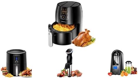 deals canada amazon today simpletaste omorc fryer appliances kitchen save air include awesome september