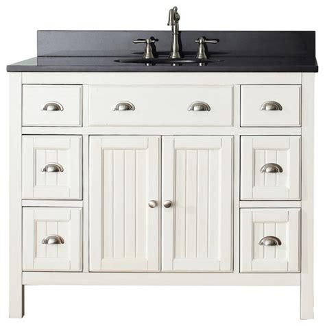 bathroom sink and cabinet combo avanity hamilton 42 in vanity combo traditional bathroom
