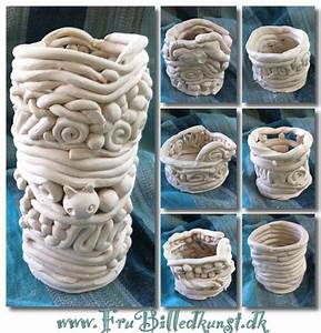 240 best Clay: Coils & Spirals images on Pinterest | Coil ...