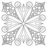 Block Barb Coloring Quilt Patterns Mandala Drawing Sweetdreamsquiltstudio Adult Colouring Printable sketch template