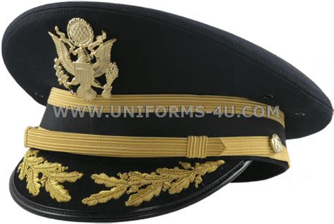 Us Army Service Cap For Field Grade Chaplain Corps Officers