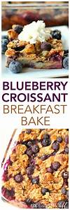 blueberry maple breakfast bake recipe dishmaps