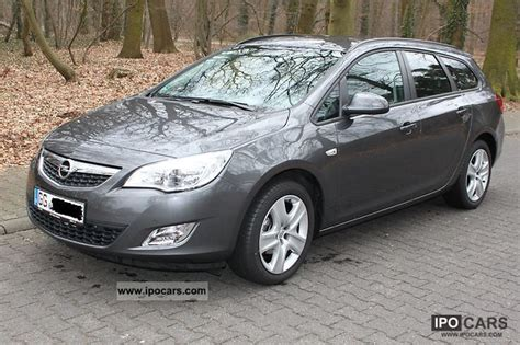 opel astra j sports tourer 1 4 turbo 2011 opel astra 1 4 turbo sports tourer design edition car photo and specs