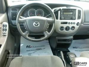 2004 Mazda Tribute V6 4x4 Adventure   Automatic   Navi