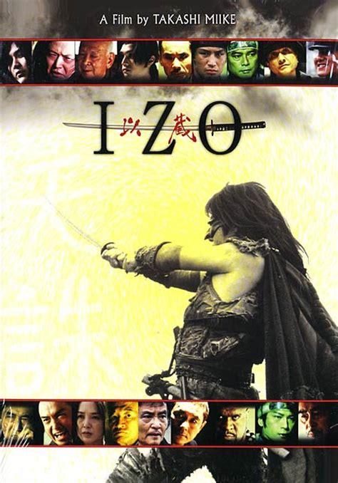 Cultflicksnet » Blog Archive » Review Of Izo