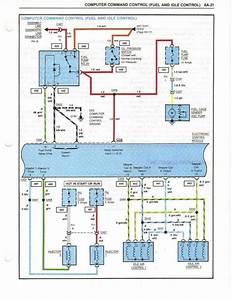 84 C4 Fuel Pump Relay Problem  - Corvetteforum
