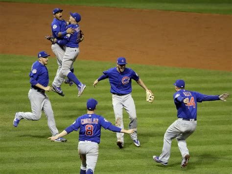 cubs indians series gave   perfect game