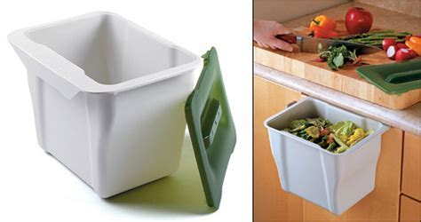 Countertop Collection Bin   Lee Valley Tools