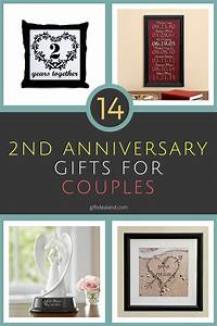 14 great 2nd wedding anniversary gift ideas for couples With gift for wedding anniversary for couple