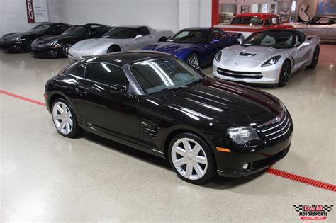 Chrysler Dealers In Illinois by 2007 Chrysler Crossfire Stock M6315 For Sale Near Glen