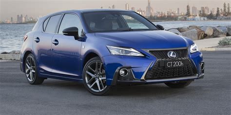 2018 lexus ct200h pricing and specs photos 1 of 9