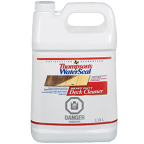 thompsons waterseal deck wash products thompson s waterseal