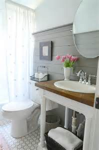 farmhouse bathroom refresh adoption update beneath my