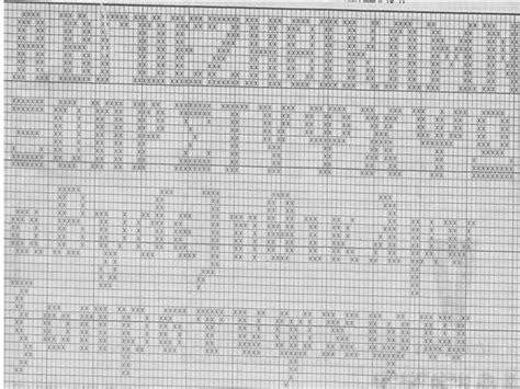 Cross Stitch Greek Letters