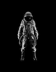 Black Astronaut Suit (page 2) - Pics about space