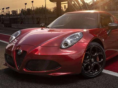 2017 Alfa Romeo 4c Styling, Performance, Price, Specs