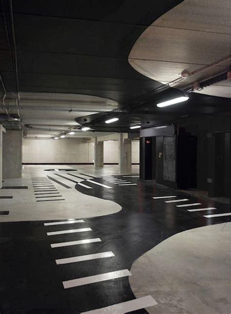 Parkplatz Gestalten Ideen by Die Besten 25 Car Park Design Ideen Auf