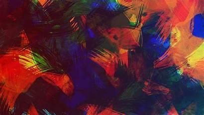 4k Colorful Abstract Pantalla Fondos Wallpapers Mac