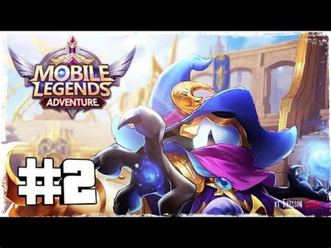 mobile legends adventure  vse tolbko nachinaetsya youtube