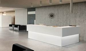 Home Office : Modern Office Reception Design Reception ...